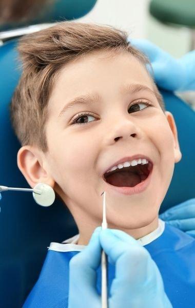 Gyermek fogászat